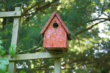 Free Bird House Stock Photography - 1067472