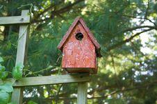 Free Bird House Stock Photography - 1067472