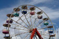 Ferris Wheel I Royalty Free Stock Image