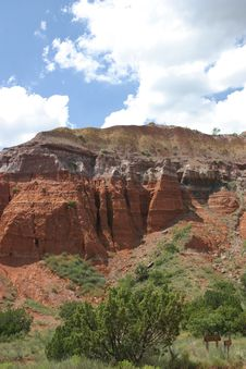 Free Red Canyon Stock Photos - 1068433