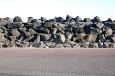 Free Stone Dam Stock Photos - 1068533