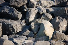 Free Heap Of Stones Royalty Free Stock Photo - 1068545