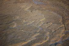 Free Waves Of Stone Royalty Free Stock Photo - 1068635