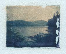 Free Lake & Kayak Stock Photo - 1069500