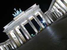Free Brandenburger Tor Stock Photo - 1069560