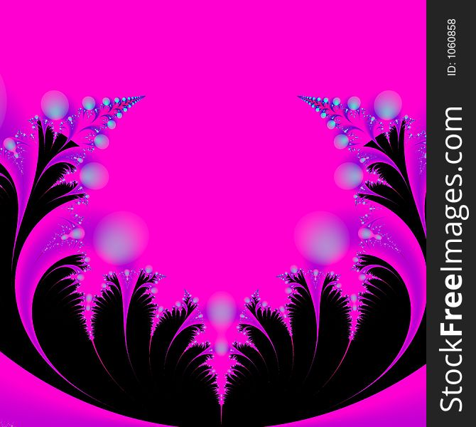 Background Template Of Hot Pink Black And Purple Free Stock Images Photos 1060858 Stockfreeimages Com