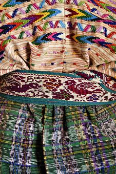 Free Textiles Of Guatemala Royalty Free Stock Photos - 10609178