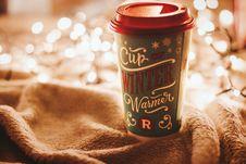 Free Beverage, Blanket, Bokeh Stock Image - 106058501