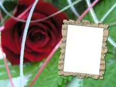 Free Frame With Notes Royalty Free Stock Photo - 10633585