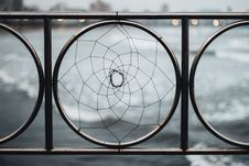 Free Close-up Photography Of Railing Stock Photography - 106306332