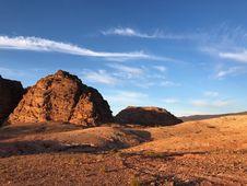 Free Landscape Photo Of Desert Rock Formation Stock Image - 106364041