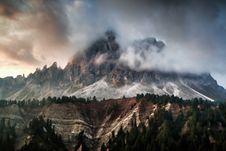 Free Mountain Range Royalty Free Stock Photography - 106364047