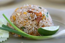Free Dish, Rice, Thai Fried Rice, Cuisine Stock Photography - 106388672