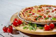 Free Dish, Pizza, Cuisine, Food Stock Photos - 106388863