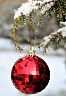 Free Christmas Ornament, Christmas Decoration, Christmas, Tree Royalty Free Stock Photo - 106388955