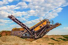 Free Sky, Soil, Construction, Construction Equipment Royalty Free Stock Photos - 106389158