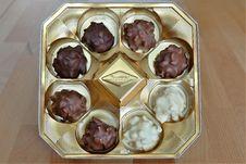 Free Praline, Food, Mozartkugel, Chocolate Royalty Free Stock Images - 106389189