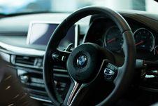 Free Car, Steering Wheel, Steering Part, Personal Luxury Car Stock Photo - 106389930