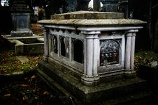 Free Grave, Cemetery, Darkness, Night Royalty Free Stock Photo - 106402275