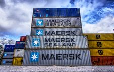 Free Landmark, Architecture, Building, Shipping Container Royalty Free Stock Photo - 106402325