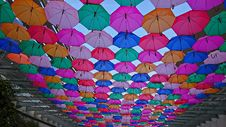 Free Symmetry, Umbrella Royalty Free Stock Photos - 106402868