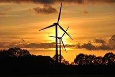Free Wind Turbine, Sky, Energy, Wind Farm Stock Image - 106403211