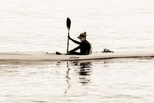 Free Boat, Oar, Kayak, Water Transportation Stock Images - 106403234
