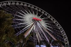 Free Ferris Wheel, Tourist Attraction, Amusement Ride, Amusement Park Royalty Free Stock Photos - 106403628