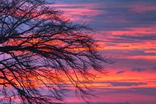 Free Sky, Red Sky At Morning, Afterglow, Sunrise Royalty Free Stock Photos - 106444868