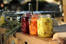 Free Food Preservation, Pickling, Mason Jar, Tableware Stock Image - 106732421