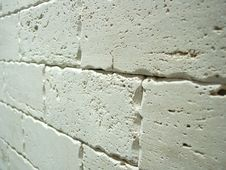 Free Travertine Stone Stock Photography - 10684252