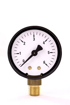 Free Manometer Royalty Free Stock Images - 10698739