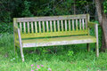 Free Old Bench Royalty Free Stock Photo - 1070945