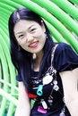 Free Korean Woman Stock Photography - 1071532