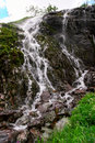 Free Small Waterfall And Mountain. Royalty Free Stock Photography - 1079677