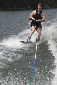 Free Wakeboarder Stock Photos - 1071003