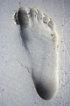 Free Footprint Stock Photos - 1071303