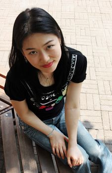 Free Korean Woman Stock Image - 1071421