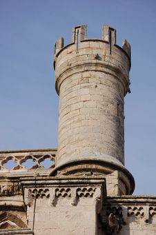 Free Round Tower Stock Photography - 1072152