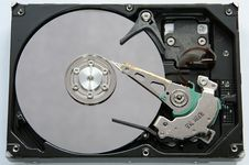 Free HDD Royalty Free Stock Photography - 1072567