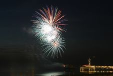 Free Firework Stock Image - 1072891