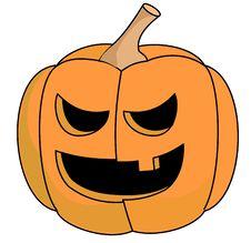 Free Halloween Pumpkin Stock Photo - 1074000