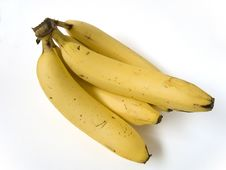 Free Bananas Stock Photography - 1074302