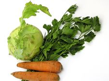 Free Vegetable Royalty Free Stock Photography - 1074897