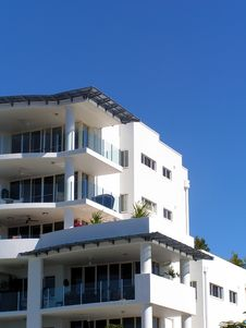 Free Tropical Villa Stock Photo - 1075650