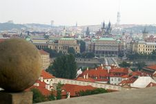 Free A View To Prague Stock Photo - 1076190