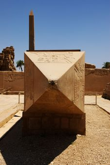 Luxor Obelisk Stock Photos