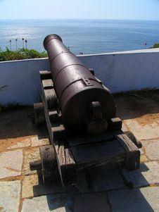 Free Old Cannon Stock Photos - 1077053