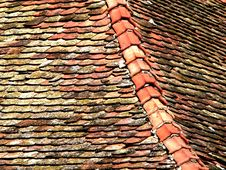 Free Red Roof Royalty Free Stock Photos - 1079318