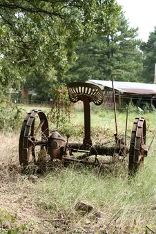 Free Old Farm Machine Stock Photo - 1079350
